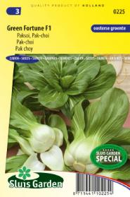 Chou de Chine Pak Choi Green Fortune F1 (semences)